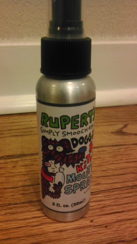 Rupert's single spray