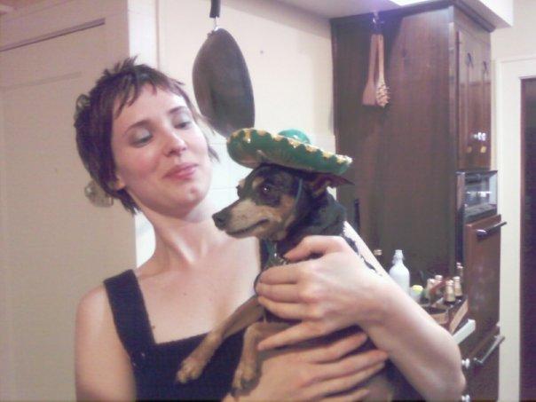 Scooby sombrero 2