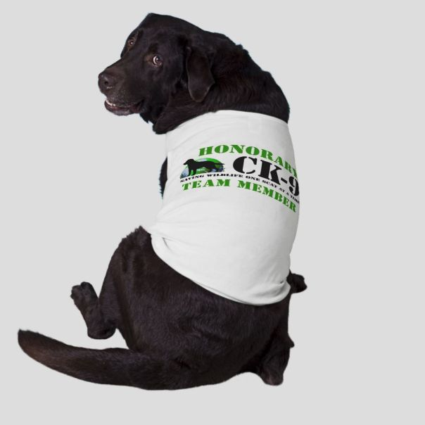 Honorary member of Conservation Canines