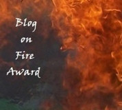 this blog is on fire award