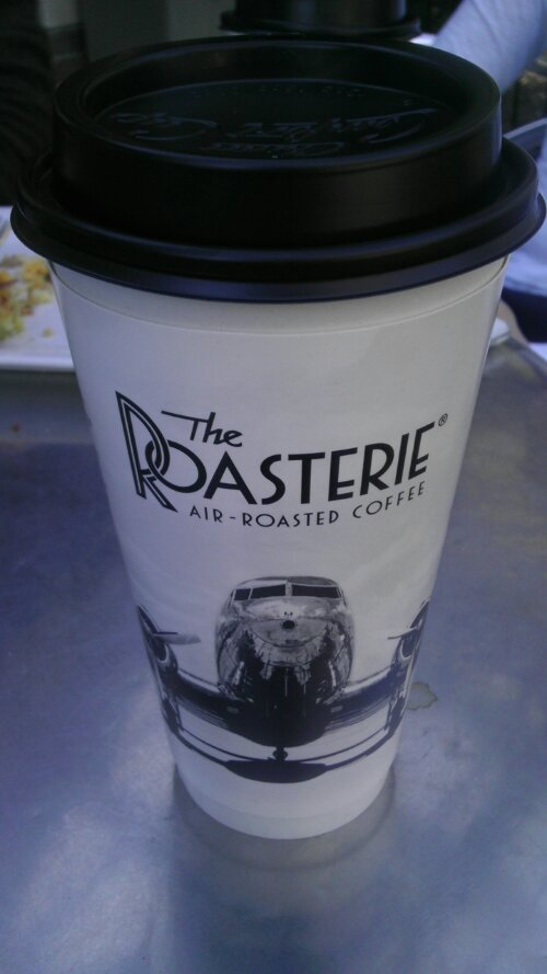 Roasterie coffee