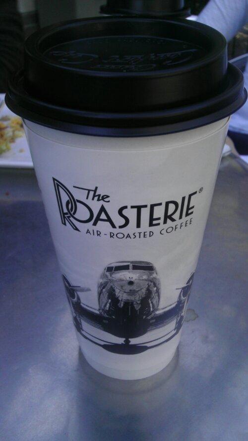 Roasterie coffee