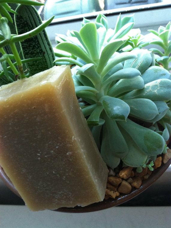 Baltimore Bumble Crafts Lavender Neem Shampoo Bar