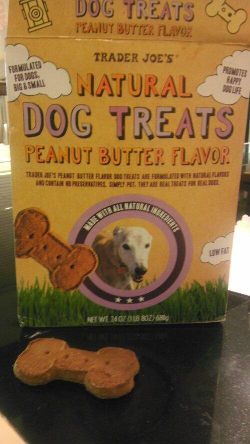 Trader Joe's Natural Dog Treats