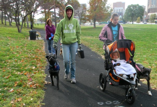 Coast to Coast Bully Walk