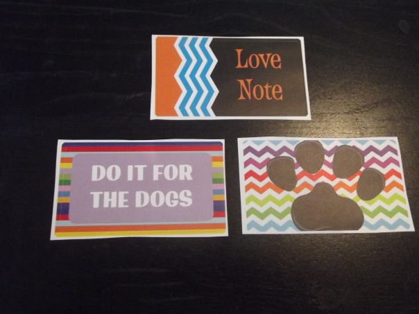 Love Note stickers