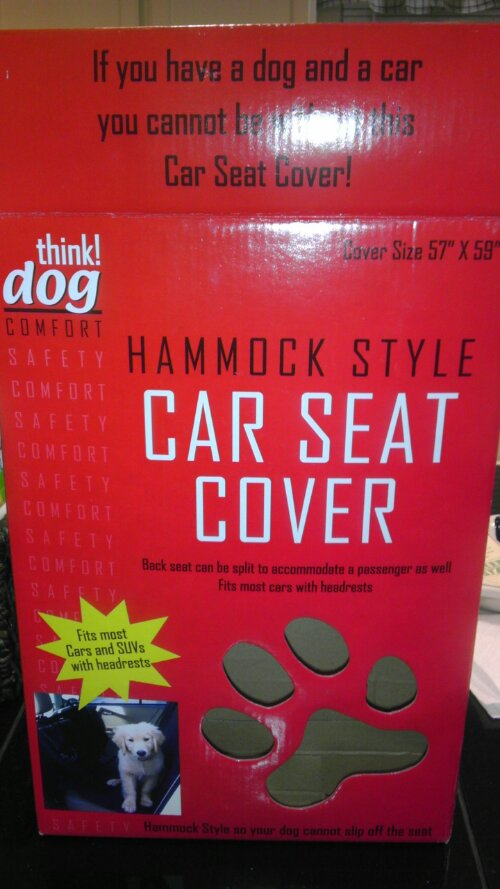 pet hammock for  a car
