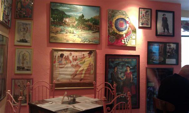 El Repollo Rojo Puerto Vallarta cafe