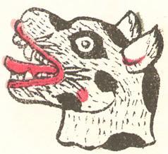 Itzcuintli Aztec daysign