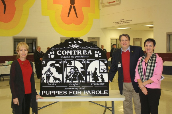 puppies for parole partnership