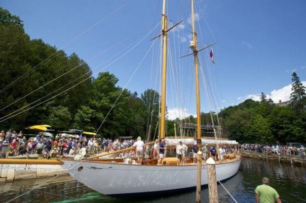 1928 schooner
